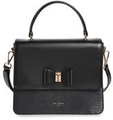 Ted Baker Caelia Medium Leather Satchel - Black