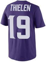 Nike Men's Adam Thielen Minnesota Vikings Pride Name and Number T-Shirt