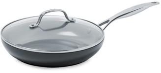 "Green Pan Valencia Pro 10"" Covered Ceramic Non-Stick Fry Pan"