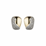 Kara Ross Petra Contour Stud Earrings