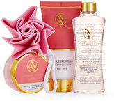 Adrienne Vittadini Hibiscus & Honey Blossom Bath Set