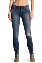 Articles of Society Shannon Distressed Straight Leg Jean