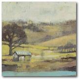 Asstd National Brand Pastoral Mist I Canvas Wall Art