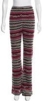 Missoni Patterned Wide-Leg Pants