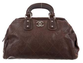 Chanel On The Road Bowler Bag