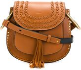 Chloé Small Hudson shoulder bag - women - Calf Leather/Suede - One Size