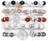 John Greed Energizing Bracelet Stack