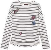 Catimini Girl's TS ml Raye T-Shirt