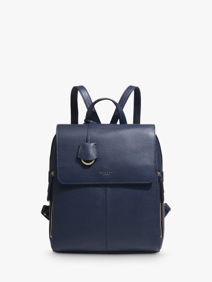 Radley Lorne Close Large Leather Backpack