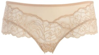 Noelle Wolf Soul Lace Hipster Briefs