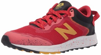 New Balance Kid's Fresh Foam Arishi Trail V1 Lace-Up Running Shoe