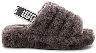 UGG Fluff Yeah Fur Slide