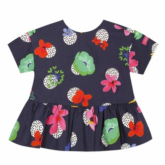 Catimini Baby Girls' Cq19023 Top Pile Face T-Shirt