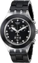 Swatch Men's SVCK4035G Stainless Steel Analog Watch with Dial Watch