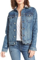 Hudson Women's Classic Denim Jacket