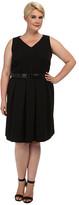 Tahari by Arthur S. Levine Plus Size Nelson Dress