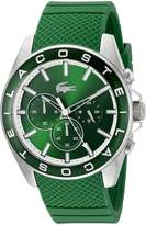 Lacoste Men's 'WESTPOINT' Quartz Multi Color Casual Watch (Model: 2010851)
