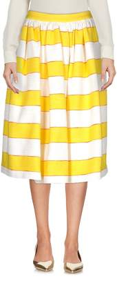 10X10 ANITALIANTHEORY Knee length skirts