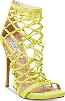 Steve Madden Women's Ursula Caged Dress Sandals