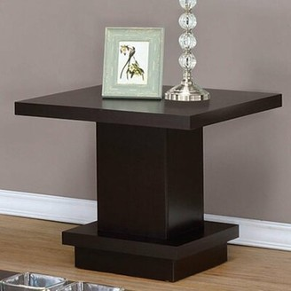 "Wrought Studioâ""¢ Delana Contemporary End Table Wrought Studioa"