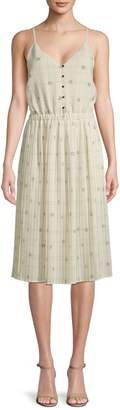 Sessun Lisbon Strappy Midi Dress