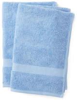 Matouk Guesthouse Hand Towels - Azure