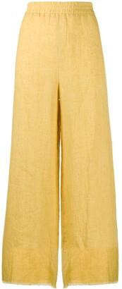 Fabiana Filippi High-Waisted Wide Leg Trousers
