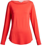 Sportscraft NEW WOMENS Alysha Long Sleeve Stud Tee Tops & Blouses