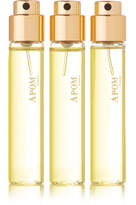 Francis Kurkdjian Eau De Parfum Travel Set - Apom Femme, 3 X 11ml