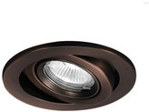 "W.A.C. Lighting Downlight 4"" Recessed Trim"