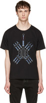 Valentino Black Love Blade T-shirt