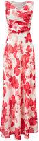 Jacques Vert Hibiscus Printed Maxi Dress