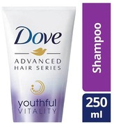 Dove Advanced Hair Series Youthful Vitality Shampoo 250ml