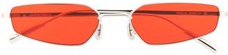 Ambush Astra rectangular-frame sunglasses