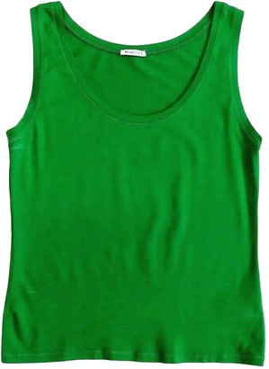Marella Green Top for Women