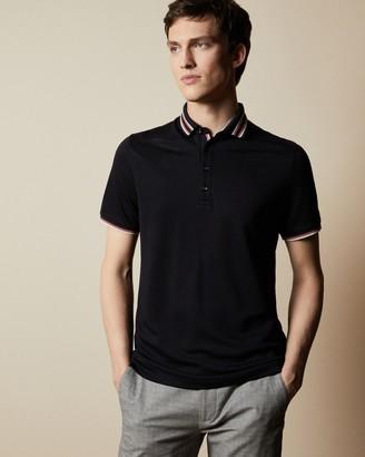 Ted Baker TEACUPS Short sleeved polo shirt