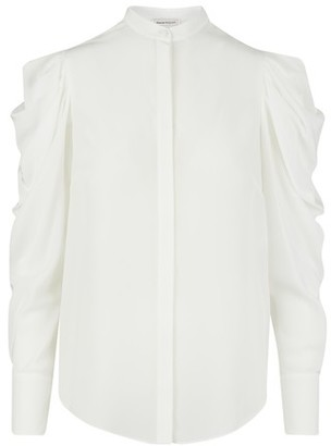 Alexander McQueen Silk shirt