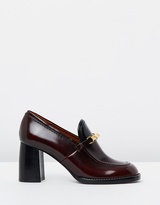 Joseph Stacked Loafers