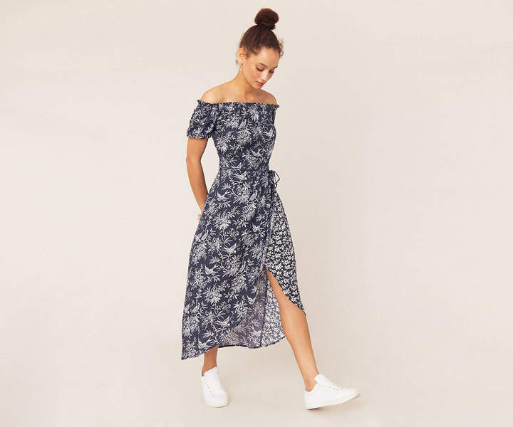 3ea3f7af2325 Oasis Floral Dress - ShopStyle UK