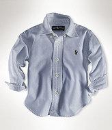 Ralph Lauren Baby Boys 9-24 Months Oxford Shirt