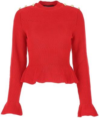 Alberta Ferretti Knitted Sweater