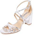 Badgley Mischka Tilden Block Heel Sandals