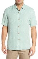 Tommy Bahama Men's Big & Tall Luau Floral Silk Shirt