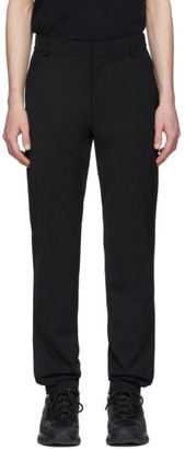 Balmain Black Tailoring Fit Trousers