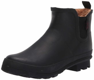 Chooka Women's Waterproof Plush Chelsea Bootie Chelsea Boot