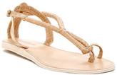 Cocobelle Elsie Genuine Snakeskin Sandal