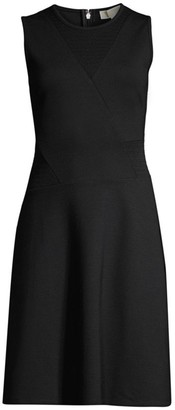 MICHAEL Michael Kors Sleeveless Ponte Dress