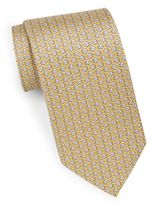 Saks Fifth Avenue Flounder Silk Tie