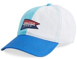 Nautica Jeans Co. Men's 99 Patch Baseball Cap
