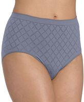 Bali Comfort Revolution Seamless Microfiber Brief 803J - Women's